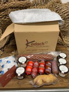 Onlineshop Paketversand Fleischerei Kadach